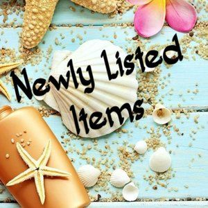 NEWLY LISTED ITEMS